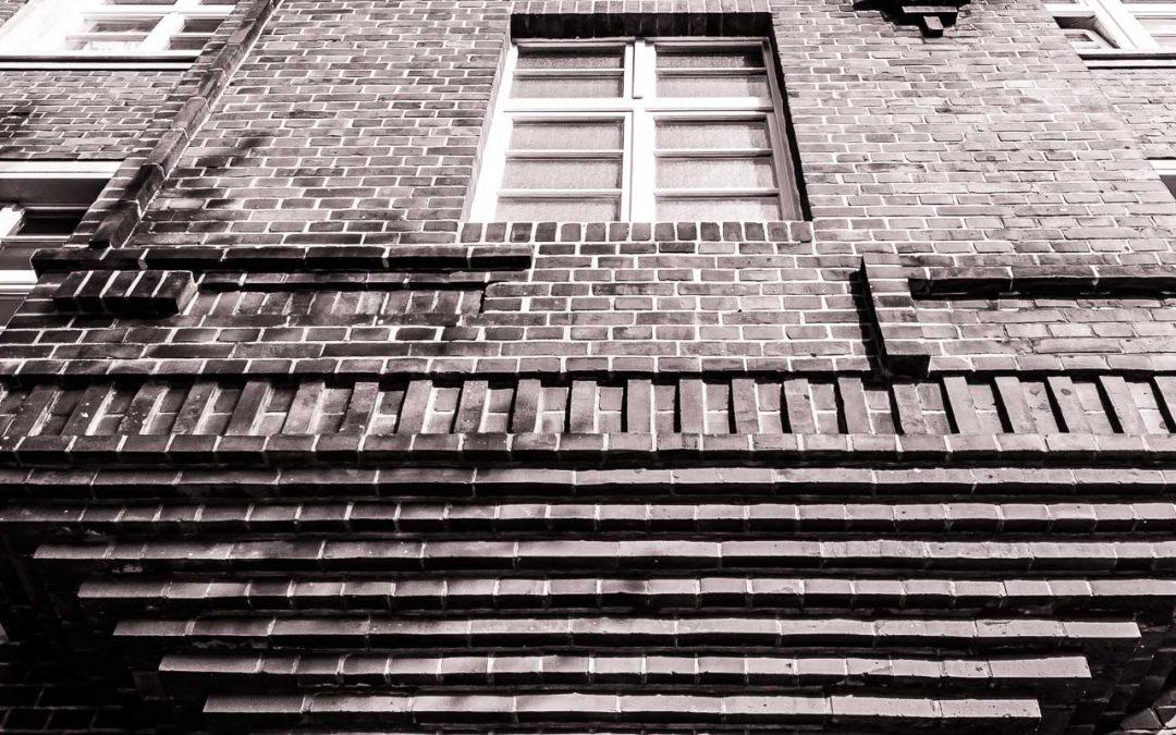 Backsteinfassade