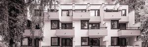 Balkonfassade